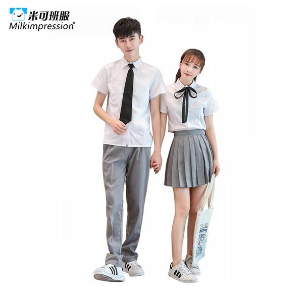 衬衫短裙长裙套装西装裤班服