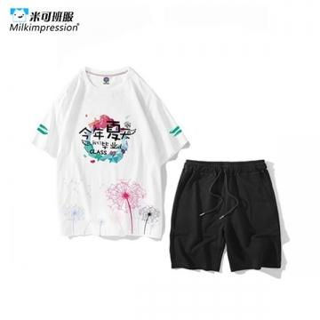 TZ-短袖+短裤(短裙)套装搭配