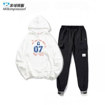 TZ-卫衣+长裤套装搭配